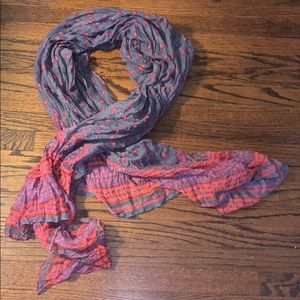 Cozy Patterned Scarf